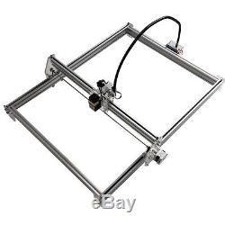 1000mW USB CNC Laser Engraver Wood Marking Engraving Machine 100x100cm DIY Kit