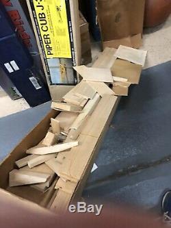 102' Span Bud Nosen Trainer R/C model airplane kit Bud Nosen Models NIB