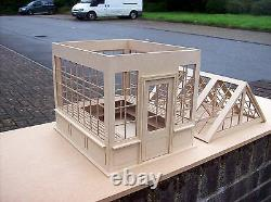 112th Scale Greenhouse (Kit)