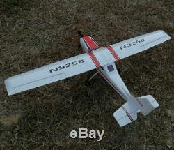 1200mm DIY Balsa RC Plane Kit Airplane Cessna New