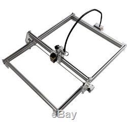 15W CNC Laser Engraver Metal Marking Machine Wood Cutter 100x100cm DIY Kit