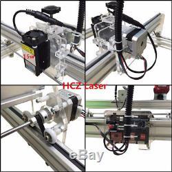 15W CNC Laser Engraver Metal Marking Machine Wood Cutter BIG 100x100cm DIY Kit