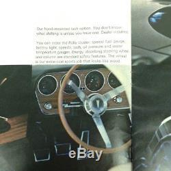 1968 Pontiac GTO & Firebird Original Wood Steering Wheel Kit
