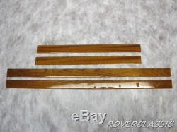 1988 1995 Land Rover, Range Rover Classic SWB LWB Door Wood Accent Kit