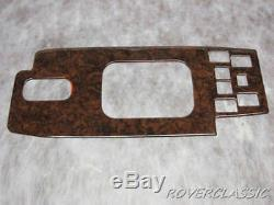 1995 Land Rover, Range Rover Classic Shifter Wood Surround Kit
