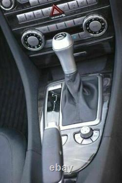 2005-2008 Mercedes Benz SLK R171 Wood Grain Dash Trim Kit