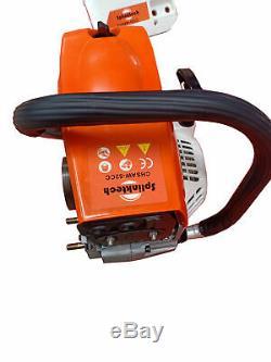 2-Stroke 52CC Petrol Chainsaw Easy Start E-Start Chain Saw 20 Tool Heavy Duty