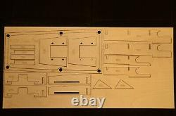 48wing span F-106 DELTA DART R/c Plane short kit/semi kit and plans, DUCTED FAN