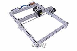 500MW CNC Laser Engraver Kit Wood Carve Cut Machine Printer Logo Picture 40x50
