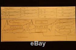 57 wingspan Super Skybolt R/c Plane short kit/semi kit and plans