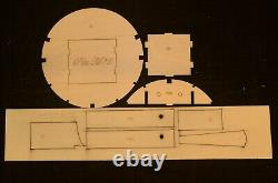 69 wingspan Spirit of Pitts R/c Plane short kit/semi kit and plans