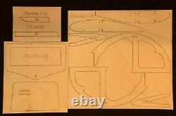 76 wingspan Sikorsky S-39 R/c Plane short kit/semi kit and plans, Seaplane