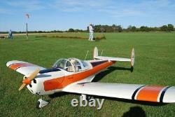 80 wingspan Erco Ercoupe 415C R/c Plane short kit/semi kit and plans