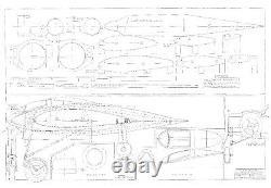 81WS Horten Go-229 R/c plane short kit/semi kit and plans, DF or Slope Glider