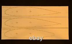 81 wing span Horten Ho. IX V3 R/c plane short kit/semi kit and plans, Ducted Fan