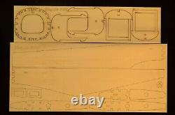 86 wing span Beechcraft King Air B200 R/c Plane short kit/semi kit and plans