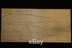 86 wingspan P-40E Warhawk R/c Plane short kit/semi kit and plans