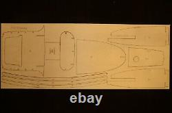 89 wingspan P-51D Mustang R/c Plane short kit/semi kit and plans