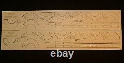 90 wingspan MQ-9 Reaper R/c Plane short kit/semi kit and plans