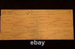 91wingspan C-130 Hercules R/c Plane short kit/semi kit and plans Electric Power