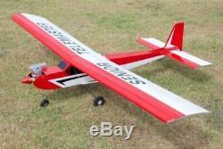 95 wingspan Telemaster R/c Plane short kit/semi kit and plans