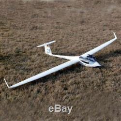 ASW-28 Slope Glider 2530mm RC Fiberglass Model Sailplane Kit without e-part