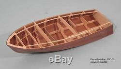 Aeronaut Diva Cabin Cruiser (3093/00) Model Boat Kit Great Beginners model
