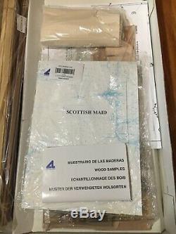 Artesania Latina 1/50 Scale Wood Scottish Maid Model Boat Kit New Open Box
