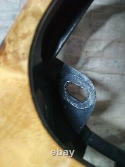 BMW E39 repair kit wood covers PAPPEL NATUR @new@ genuine NLA 51412421372