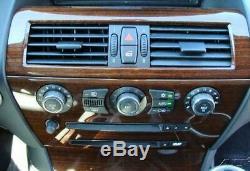 BMW Genuine E63 E64 6 Series 2004-2011 M6 Madeira Wood Interior Trim Kit NEW