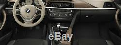 BMW OEM F30 F31 F34 F36 3 & 4 Series Fineline Pure Wood Interior Trim Kit New