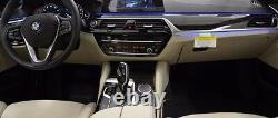 BMW OEM G30 G31 5 Series 2017+ Fineline Ridge Wood Interior Trim Kit 4LF New