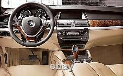 BMW OEM Genuine E71 E72 X6 2008-2014 Ash Grain Wood Interior Trim Kit Brand New