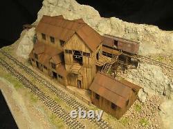 Berkshire Valley Models HO/HOn3, 1/87 Iowa Tiger Tram House kit #2005