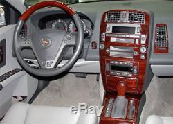 Cadillac Cts 03- 05 Basic Automatic Gps Auto New Car Interior Wood Dash Trim Kit