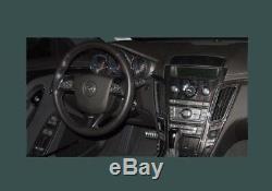 Cadillac Cts Cts-v Sedan 2008 2013 New Style Interior Wood Dash Trim Kit 54pcs
