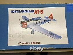 Circus Hobbies Marutaka North American AT-6 Texan RC model airplane kit