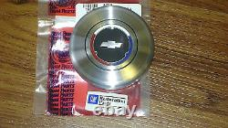 Comfort Grip or Wood Steering Wheel Install Kit Cushion 3-Spoke 67-68 Chevy cars