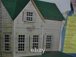 Country Manor Wood Dream Dollhouse KIT 703 UNUSED 1-1' Scale NEW