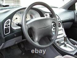 DASH TRIM KIT Mitsubishi Spyder Eclipse 1995-1999 AUTO SET WOOD CARBON ALUMINUM