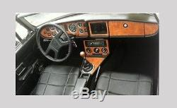DASH TRIM KIT for MG B MGB 1977 1978 1979 1980 TUNING DASHBOARD Wood Carbon