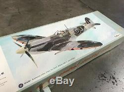 Dave Platt Models's The Legendary Spitfire R/C Standoff Scale Airplane Kit