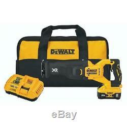 DeWalt DCS368W1 20V MAX Power Detect Recip Saw Kit