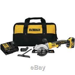 DeWalt DCS571P1 20V MAX Brushless 4-1/2 In Cordless Atomic Circular Saw Kit