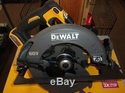 DeWalt DCS575T2 60V Max Brushless 71/4 Inch Circular Saw 2 Battery Kit