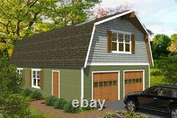 Denali Barndominium 26x42 Customizable Shell Kit Barn-dominium, ready to build