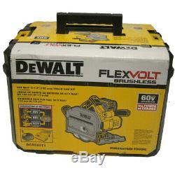 Dewalt DCS520T1 60V MAX 6-1/2 Cordless TrackSaw Kit