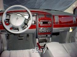 Dodge Durango Fit 2001 2002 2003 New Style Auto Interior Wood Dash Trim Kit 29ps