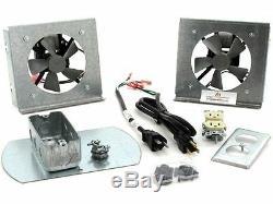 FK18 Fireplace Fan Kit for Heatilator Fireplaces