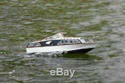 Fairey Huntsman 31 47 Boat Model Wooden boat kit Lesro models